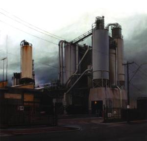 Pumfrey_Melbourne Cement Facilities 50x50cm